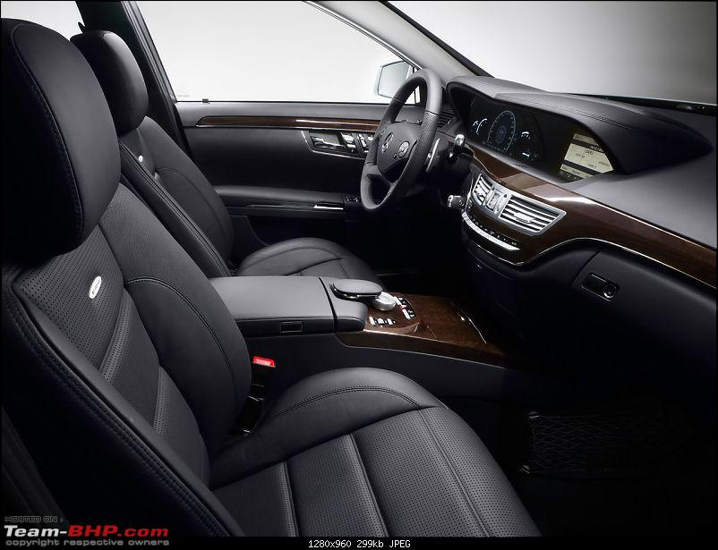 Big Daddy S-class in Bombay: Mercedes S65 AMG!-2010mercedesbenzs63ands65amg63amginterior1280x960.jpg