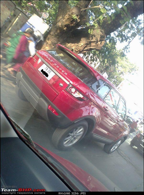 Supercars & Imports : Chennai-26122011058.jpg