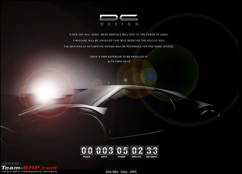 DC Design to launch India's first supercar *Update* Scoop pics on Page 2!-dc-buddh.jpg