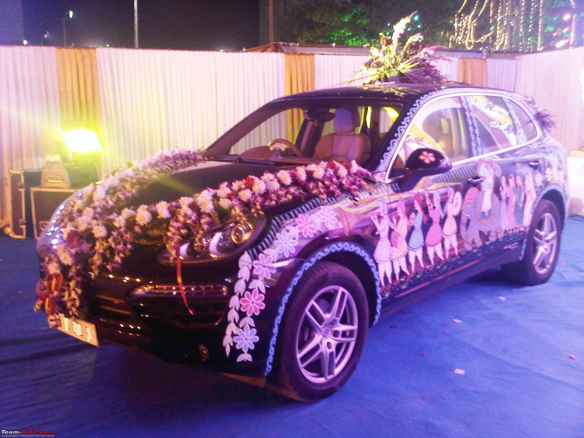 89 CAR DECORATION FOR HINDU WEDDING, FOR WEDDING DECORATION CAR HINDU