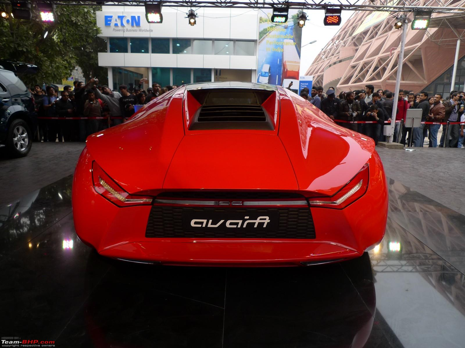 The Dc Avanti Sports Car Auto Expo 2017 Edit Now Launched At Rs