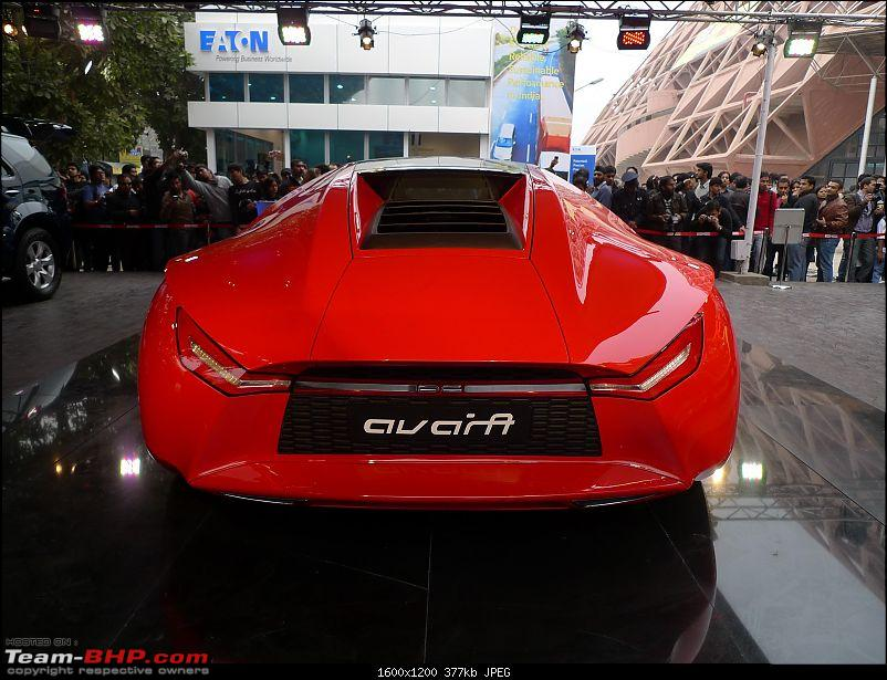 The DC Avanti Sports Car : Auto Expo 2012 EDIT: Now launched at Rs. 36 lakhs!-dc-avanti-5.jpg