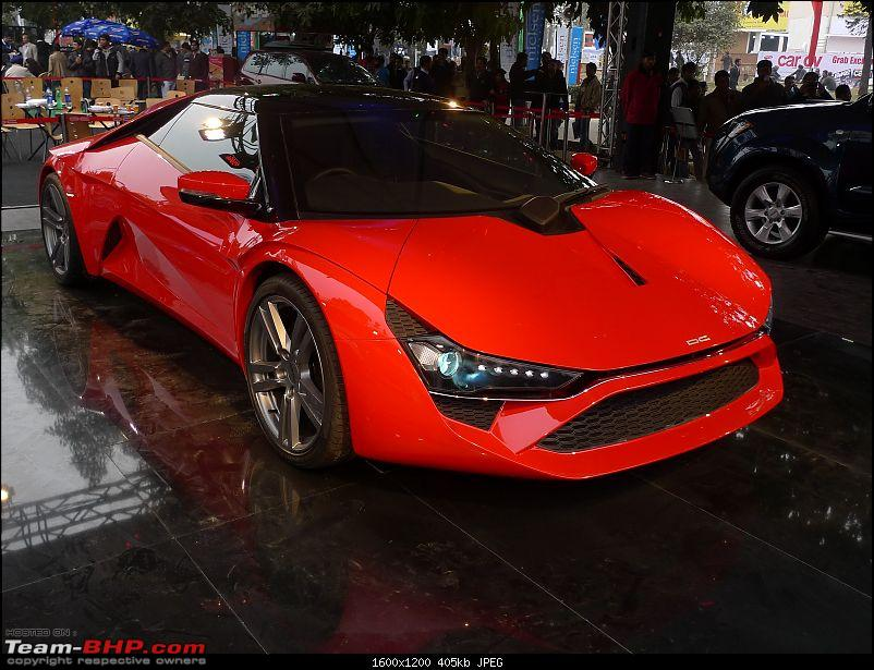 The DC Avanti Sports Car : Auto Expo  2012-dc-avanti-7.jpg