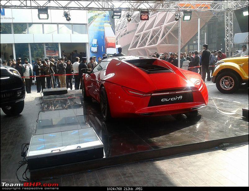 The DC Avanti Sports Car : Auto Expo 2012 EDIT: Now launched at Rs. 36 lakhs!-image_020.jpg
