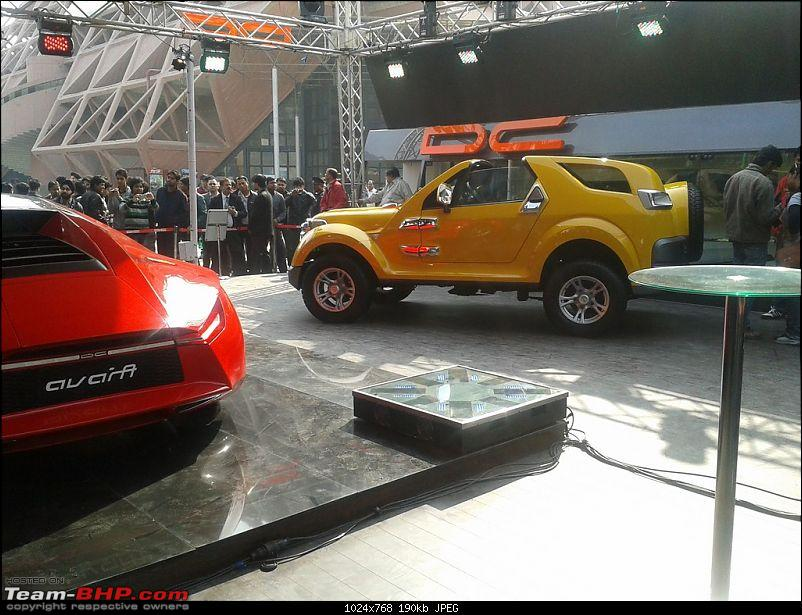 The DC Avanti Sports Car : Auto Expo 2012 EDIT: Now launched at Rs. 36 lakhs!-image_019.jpg
