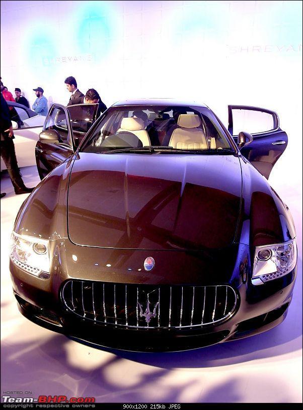 Ferrari, Porsche, Maserati (via Shreyans) : Auto Expo 2012-sam_0663.jpg