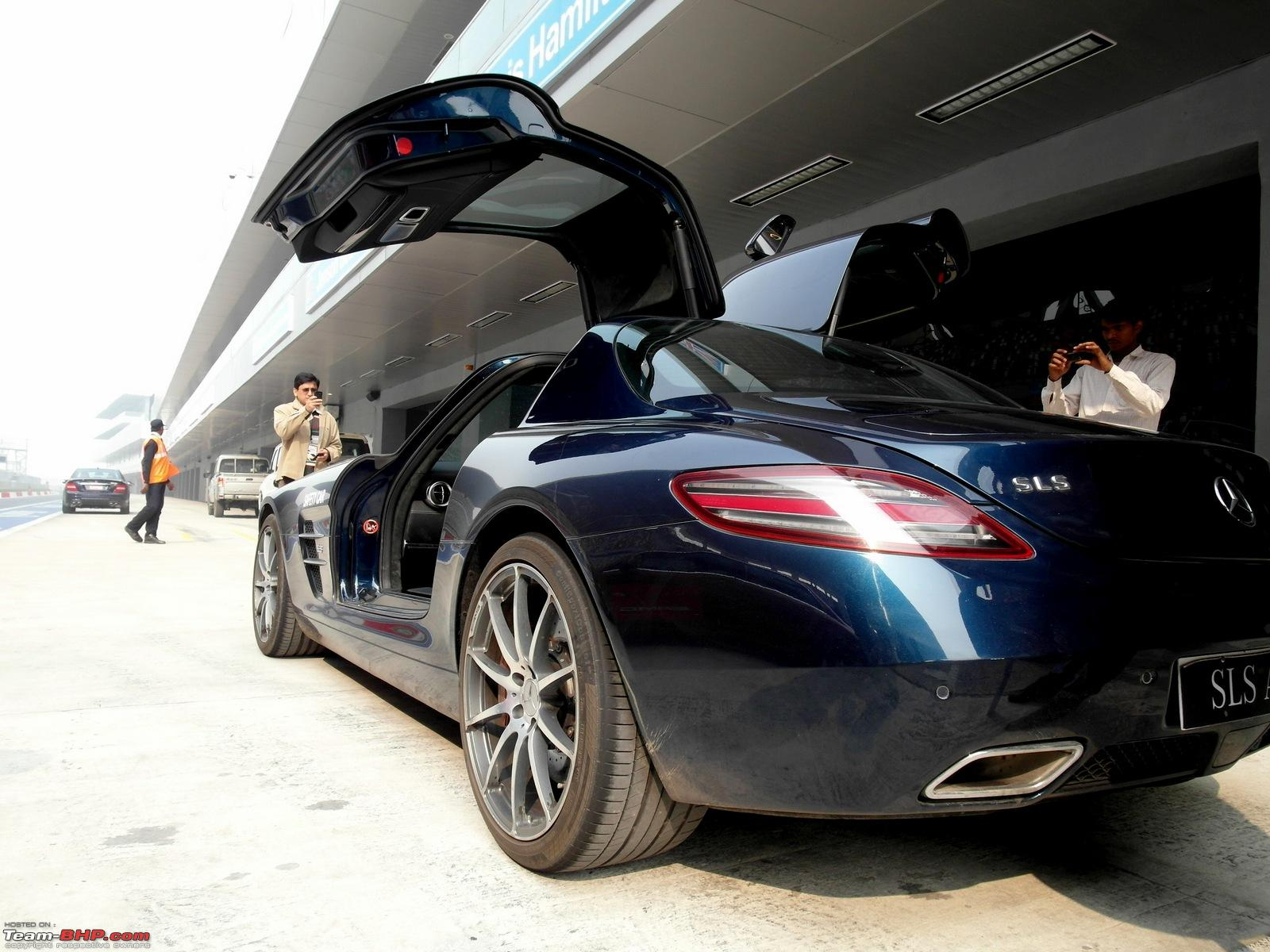 I Drove A C63 Amg At Buddh Mercedes Amg Driving Academy