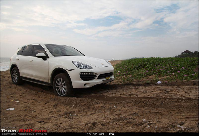 Supercars & Imports : Chennai-porsche-cayenne-2-no-number.jpg