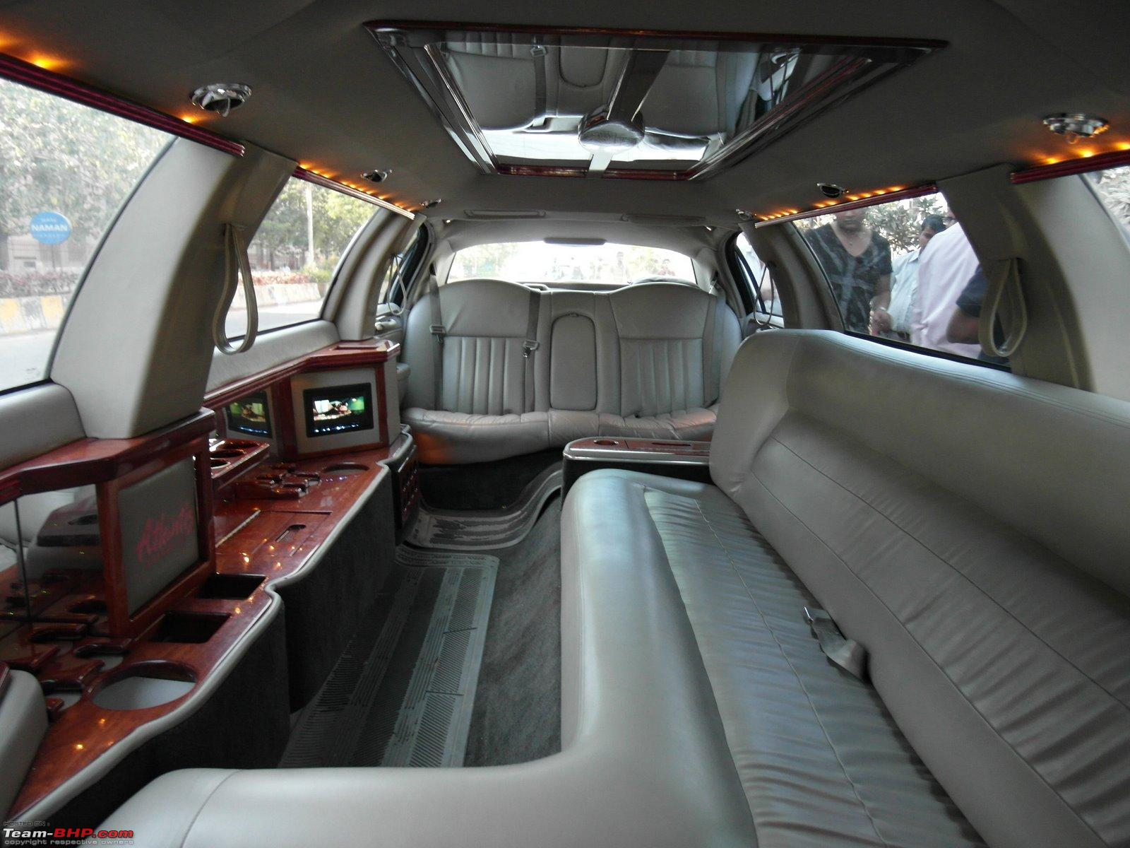 pics lincoln stretch limo in mumbai team bhp. Black Bedroom Furniture Sets. Home Design Ideas