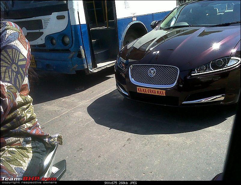Supercars & Imports : Bangalore-jag-xf53.jpg
