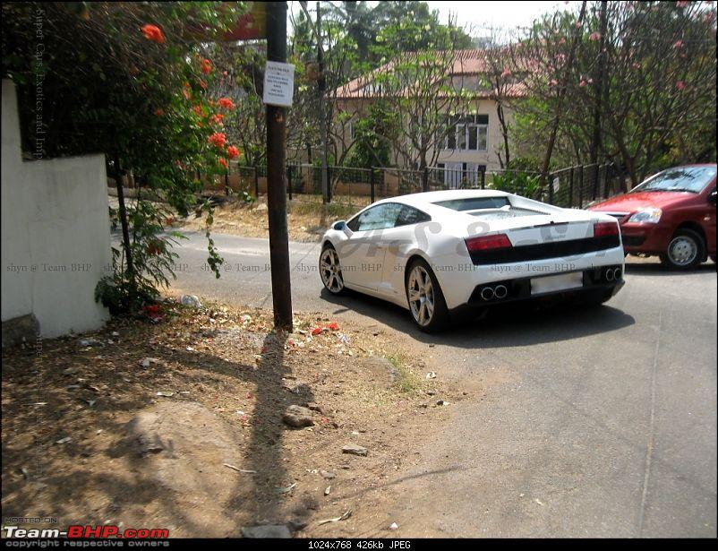 Supercars & Imports : Hyderabad-14.jpg