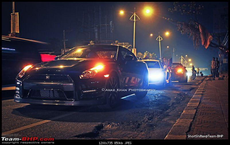 Pics : Multiple Imported Cars spotting at one spot-gtr.jpg