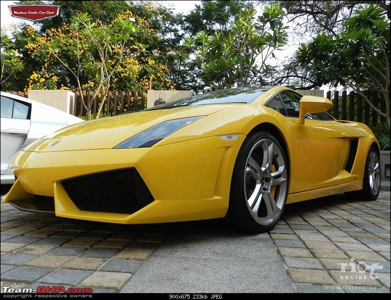 "Launch of ""Madras / Chennai Exotic Car Club"". EDIT : PICS on Page 3-lamborghinigallardo5604madrasexoticcarsclublaunch01.jpg"