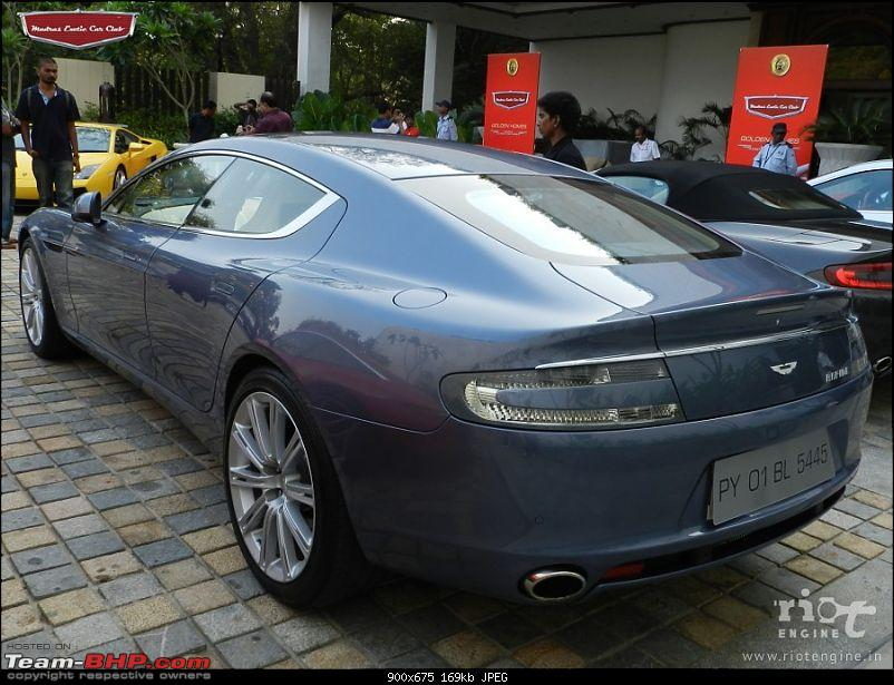 "Launch of ""Madras / Chennai Exotic Car Club"". EDIT : PICS on Page 3-astonmartinrapidemadrasexoticcarsclublaunch10.jpg"