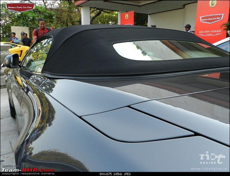"""Launch of """"Madras / Chennai Exotic Car Club"""". EDIT : PICS on Page 3-astonmartinvantageroadstermadrasexoticcarsclublaunch09.jpg"""