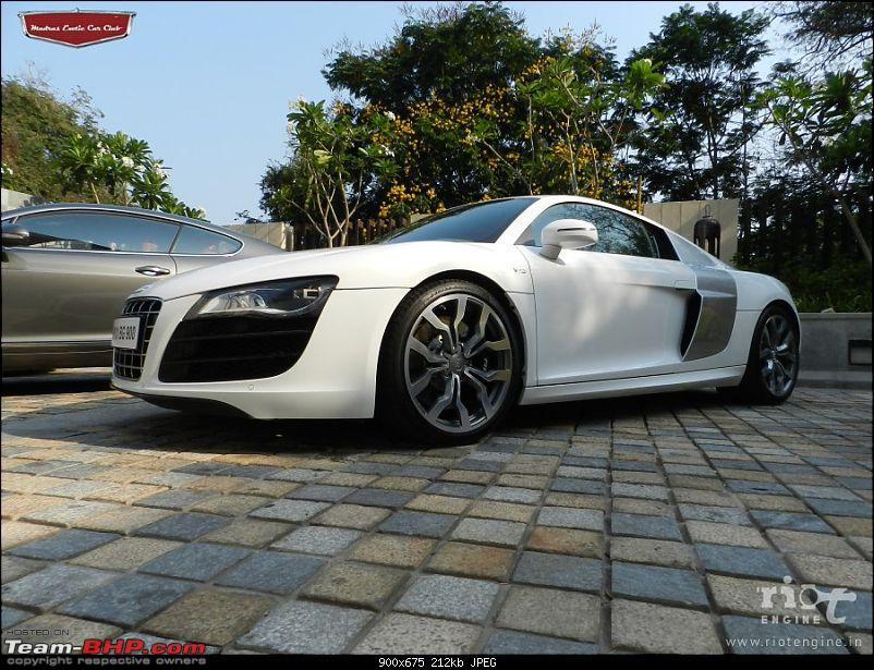 "Launch of ""Madras / Chennai Exotic Car Club"". EDIT : PICS on Page 3-audir8v10madrasexoticcarsclublaunch02.jpg"