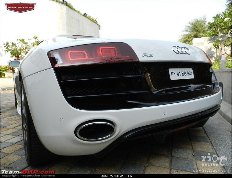 "Launch of ""Madras / Chennai Exotic Car Club"". EDIT : PICS on Page 3-audir8v10madrasexoticcarsclublaunch04.jpg"