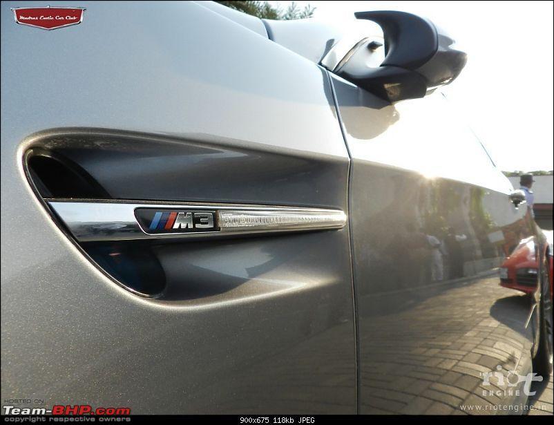 "Launch of ""Madras / Chennai Exotic Car Club"". EDIT : PICS on Page 3-bmwm3madrasexoticcarclublaunch02.jpg"
