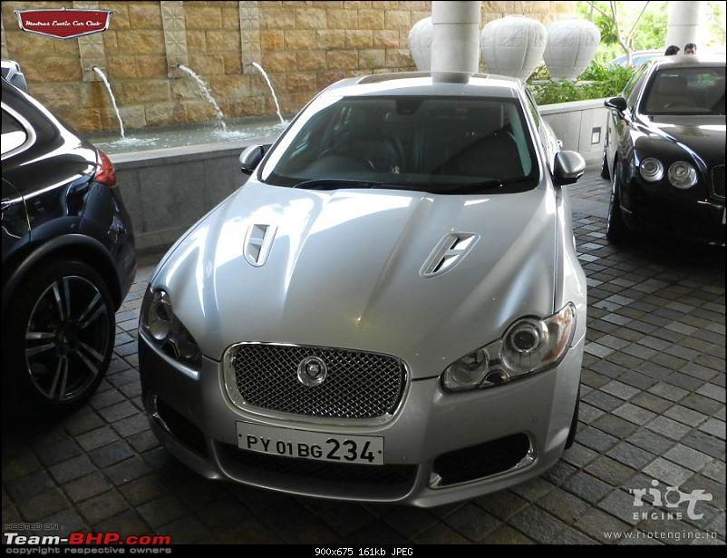 "Launch of ""Madras / Chennai Exotic Car Club"". EDIT : PICS on Page 3-jaguarxfrmadrasexoticcarclublaunch03.jpg"