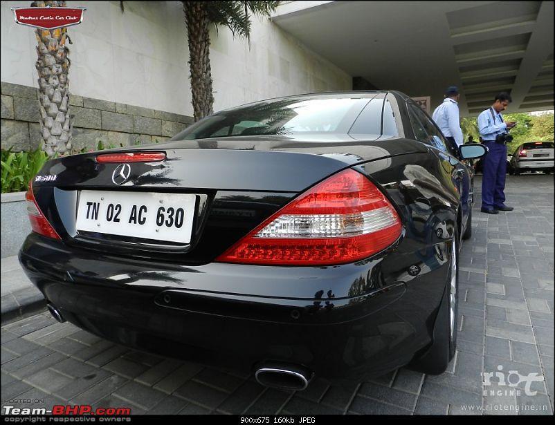 "Launch of ""Madras / Chennai Exotic Car Club"". EDIT : PICS on Page 3-mercedesbenzsl600madrasexoticcarclublaunch01.jpg"