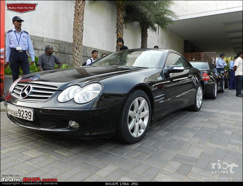 "Launch of ""Madras / Chennai Exotic Car Club"". EDIT : PICS on Page 3-mercedesbenzsl500madrasexoticcarclublaunch01.jpg"
