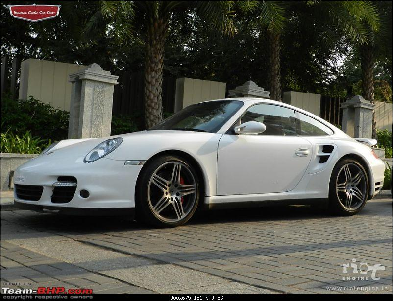 """Launch of """"Madras / Chennai Exotic Car Club"""". EDIT : PICS on Page 3-porsche911turbomadrasexoticcarclublaunch01.jpg"""