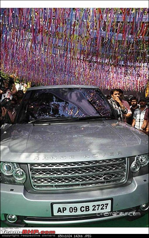 South Indian Movie stars and their cars-59914757jrntrramcharanatbaadshahmovielaunch10.jpg