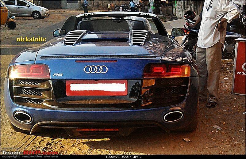 Supercars & Imports : Chennai-3.jpg