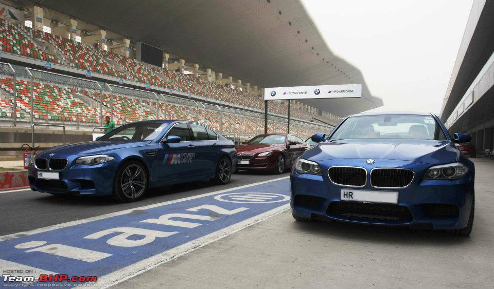Supercars At Racetracks In India Team Bhp