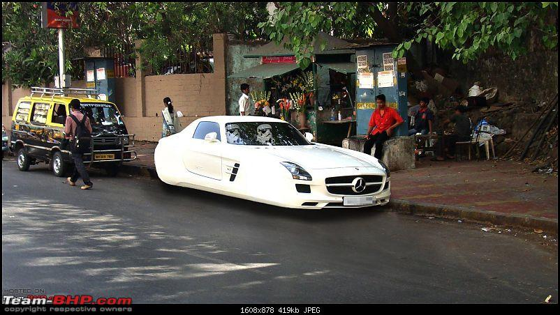 Mercedes SLS AMG in Mumbai! EDIT: And one more - Pics on pg3!-dsc02846_storm.jpg