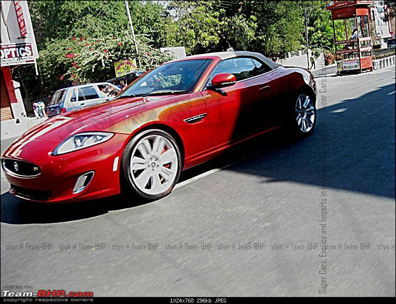 Supercars & Imports : Hyderabad-xkr.jpg