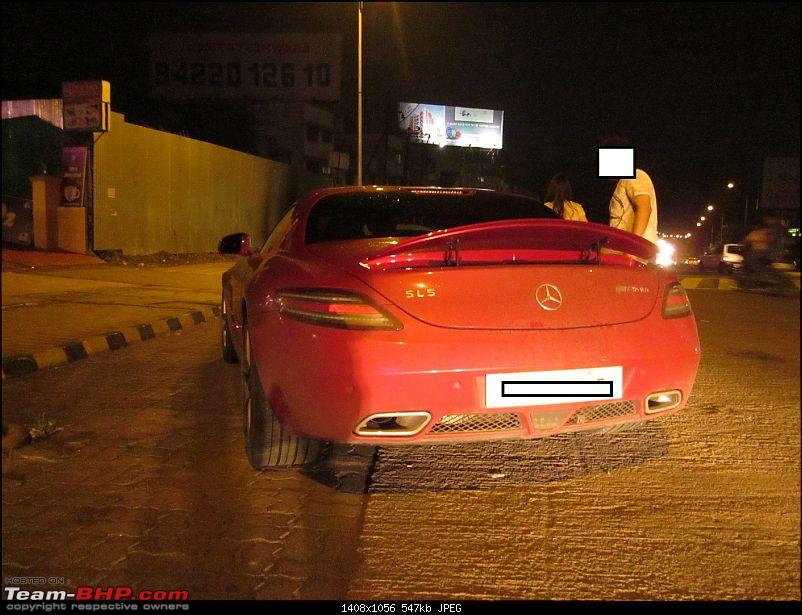 Mercedes SLS AMG in Mumbai! EDIT: And one more - Pics on pg3!-img_1240.jpg