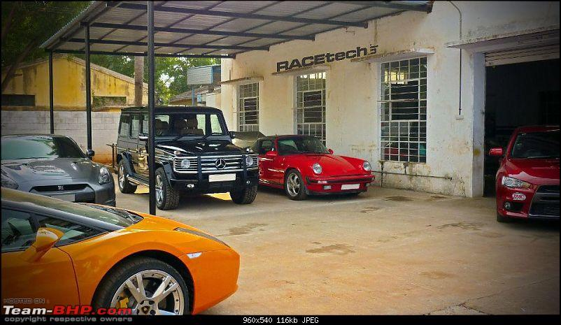 Pics : Multiple Imported Cars spotting at one spot-racetech..jpg