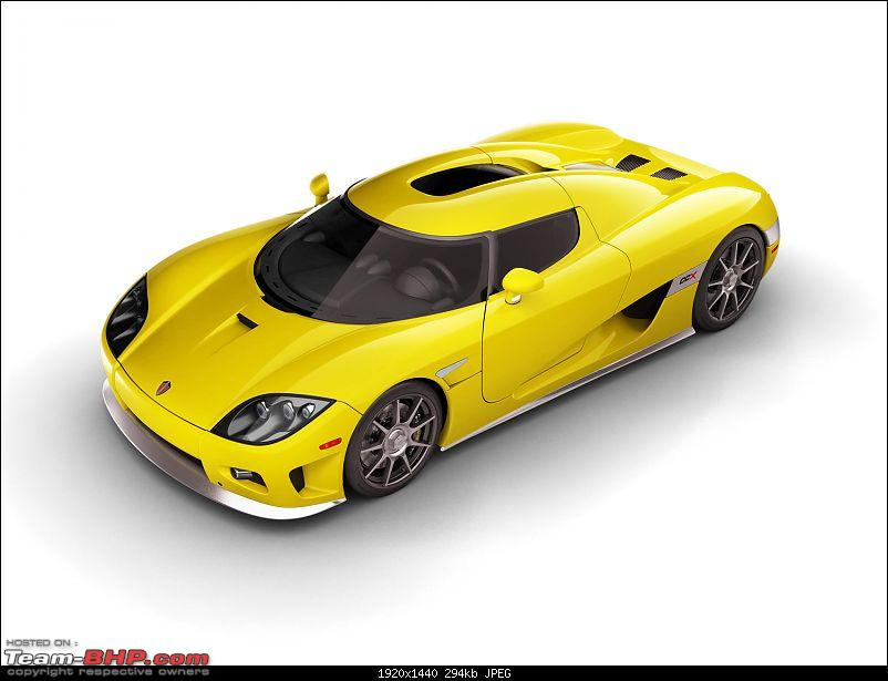 money no bar, which car would you buy/import in India to make heads turn at any cost?-2006koenigseggccxyellow.jpg