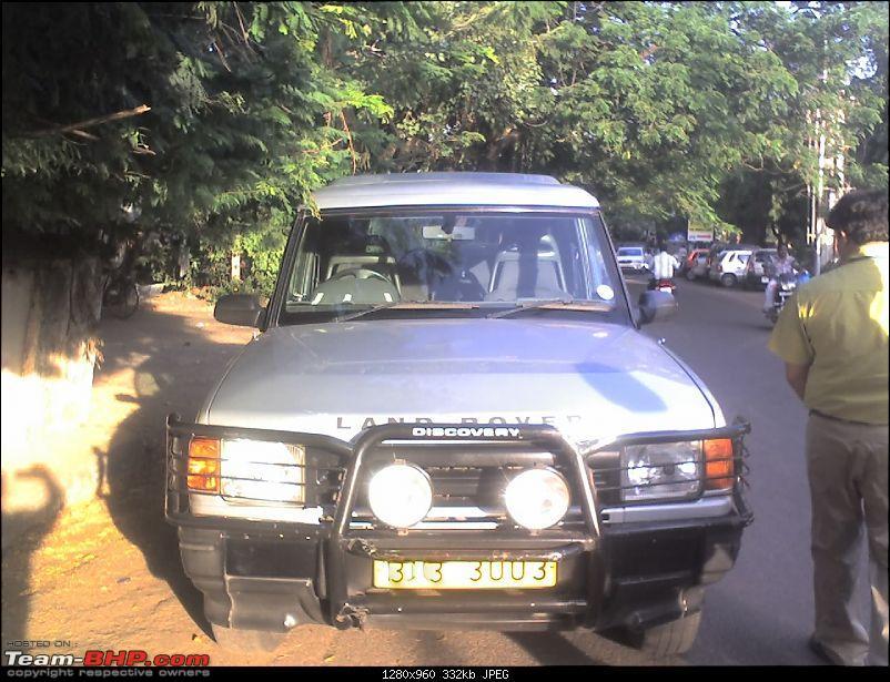 Supercars & Imports : Chennai-290110.jpg