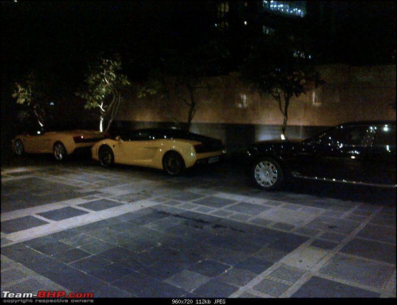 Pics: Lamborghini Gallardos in Mumbai-rr-launch-lambos.jpg