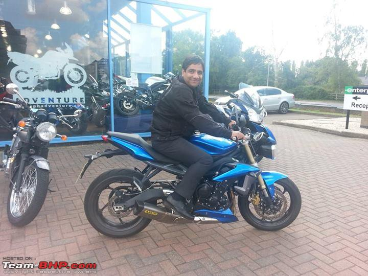Name:  Vimal Sumbly astride a Triumph Speed Triple.jpg