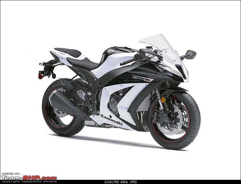 Kawasaki Zx10r Zx14r Launch Report And Pics Team Bhp