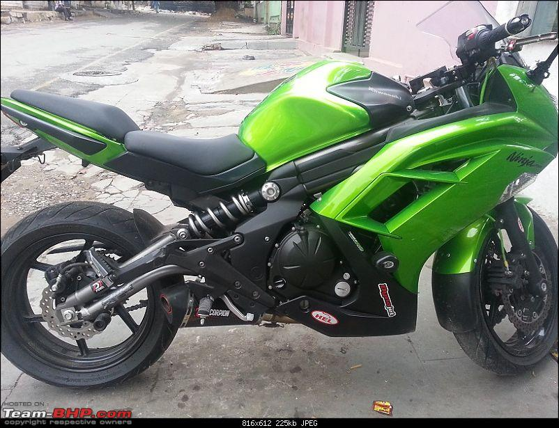 The Green Assassin - My 2012 Kawasaki Ninja 650-scorpion1.jpg