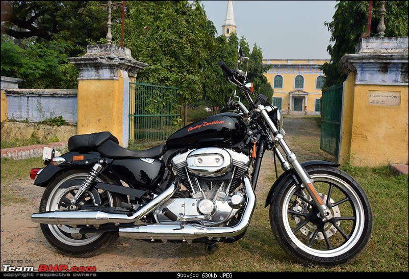 Harley Davidson Superlow XL883L - The Comprehensive Review-8_sunday-ride_27102013.jpg