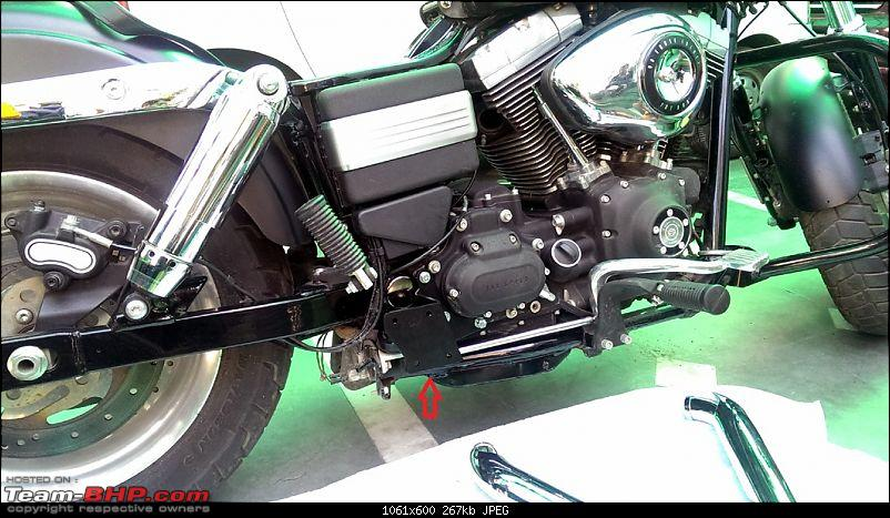Harley Davidson Superlow XL883L - The Comprehensive Review-harley-fat-bob-vh-install-13022014_3.jpg