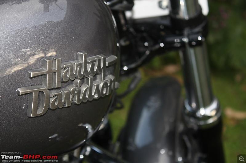 Bullet? Ninja 650? Finally, Harley Davidson Street Bob-img_3435.jpg