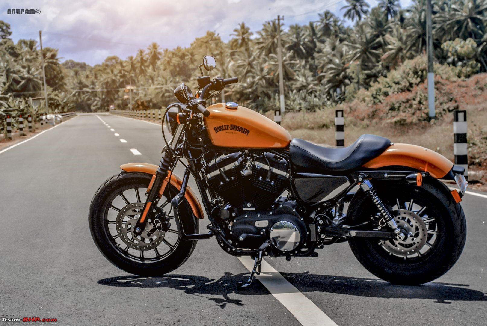 Harley Davidson Rentals  Rent a Harley  EagleRider