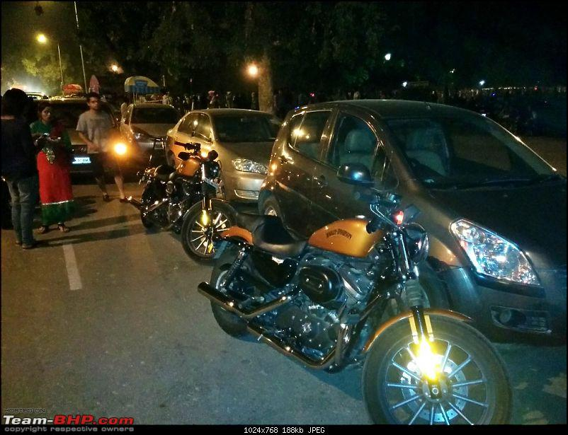 Harley Davidson Iron 883 - Beauty in the Beast-india-gate-bike-1.jpg