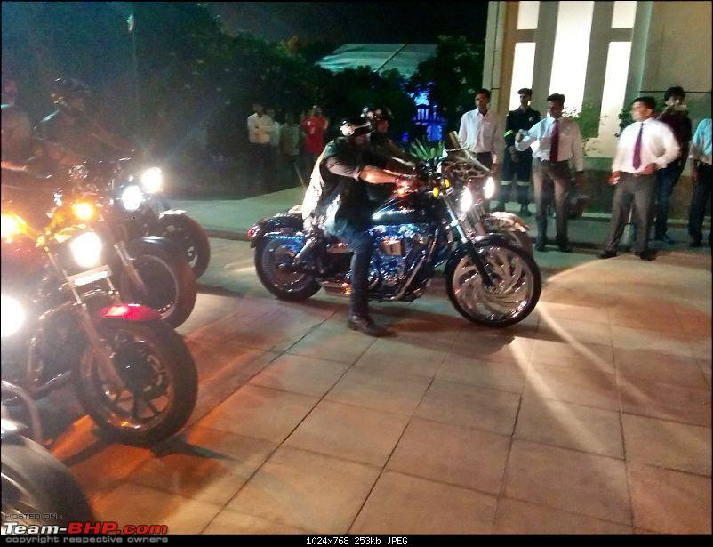 Harley Davidson Iron 883 - Beauty in the Beast-dlf-event-bike-lights.jpg
