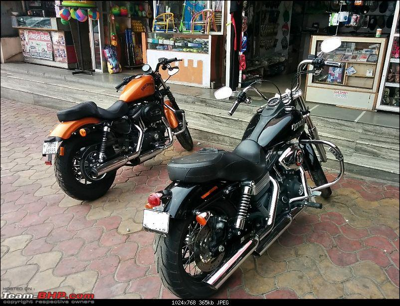 Harley Davidson Iron 883 - Beauty in the Beast-murthal-1.jpg