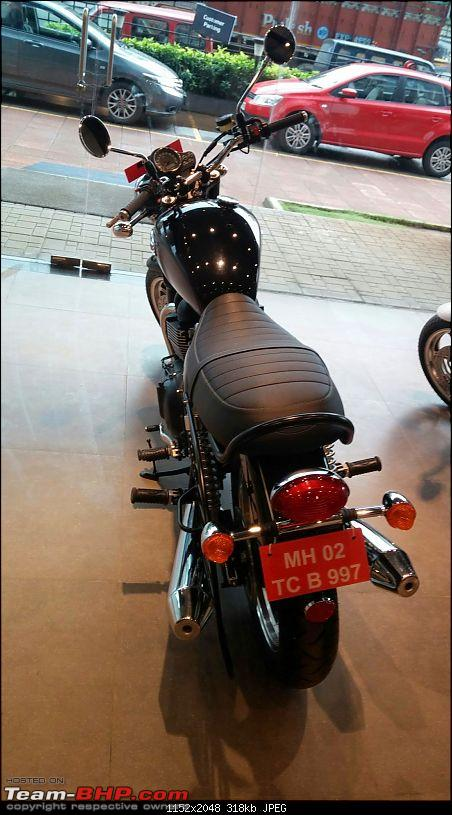 Triumph Bonneville: Yet another Bonnie story from the heart !!!-20140812_182426.jpg