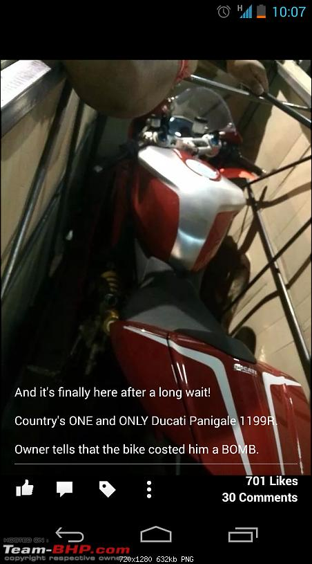 India gets its 1st Ducati Panigale 1199R!-screenshot_20140907220706.png