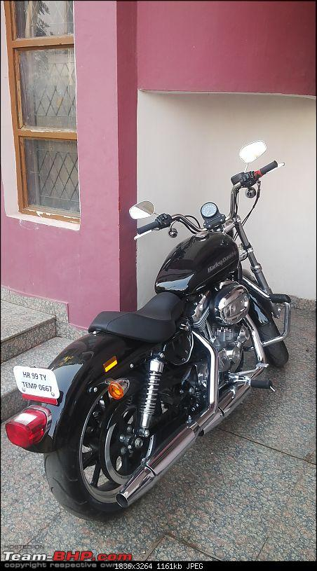 Black Scorpion comes home - My 2015 Harley Davidson Superlow-h06.jpg