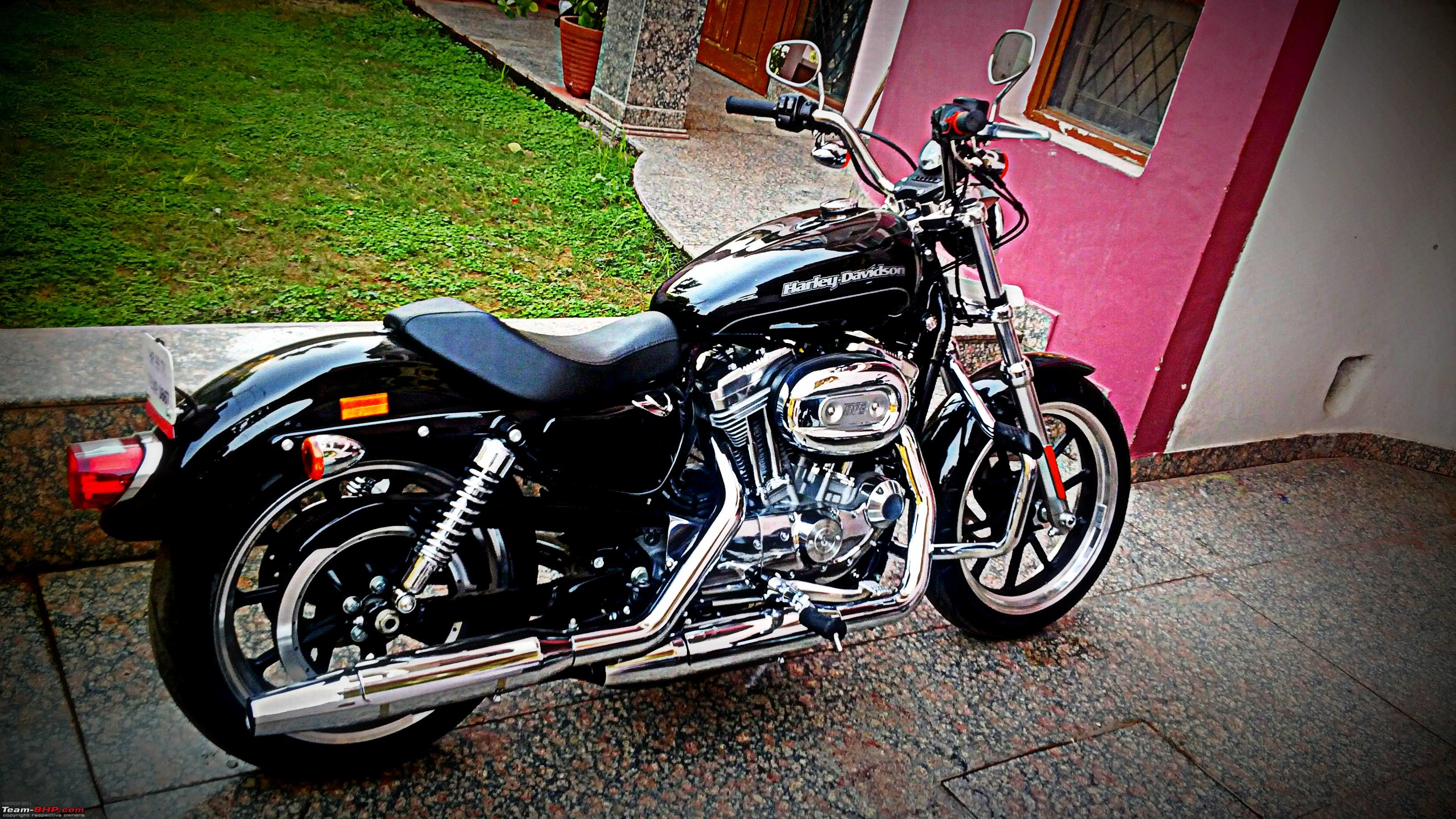 Harley Davidson Superlow T Price In India